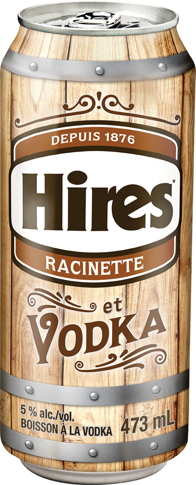 Racinette À La Vodka Hires